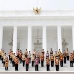 Trivia: Jumlah Perempuan di Kabinet Jokowi