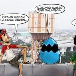 """Q&A: Arief Siregar dan Komik Digidoy, Ingin Me-""""Medan""""-Kan Dunia"""