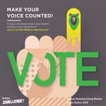 Daripada Nyinyir, Mending Ikutan Vote Maskot ASIAN GAMES 2018