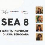 SEA 8: Tokoh Wanita Favorit di Asia Tenggara Menurut Fablysa, Techsauce, dan Ziliun.