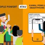Pilih Gelar People Power Setelah Pemilu atau Mulai Kawal Prosesnya Lewat Smartphone Kamu dari Sekarang?
