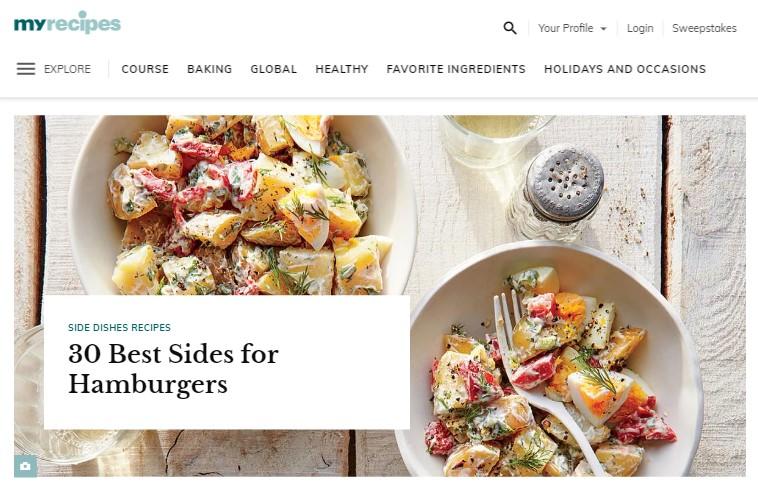 Cobain belajar masak makanan dari macem-macem negara di Myrecipes   myrecipes.com