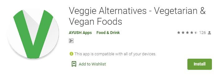 Langsung aja ke aplikasinya, temui resep-resep yang cocok buat vegetarian